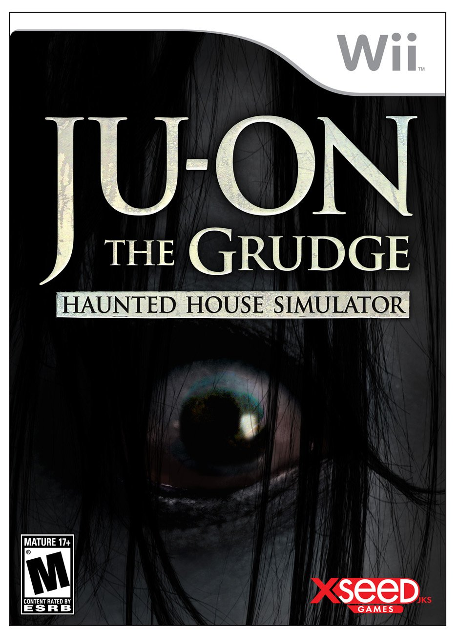 JU-ON: The Grudge - Nintendo Wii