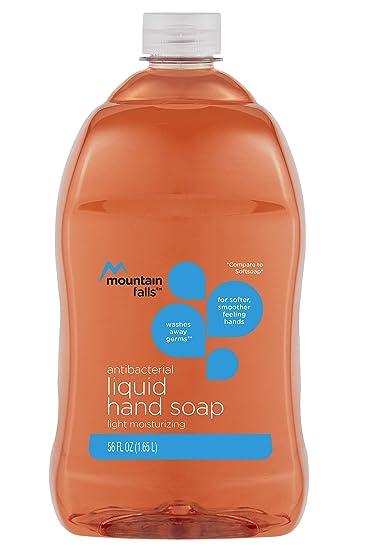 Review Mountain Falls Antibacterial Liquid