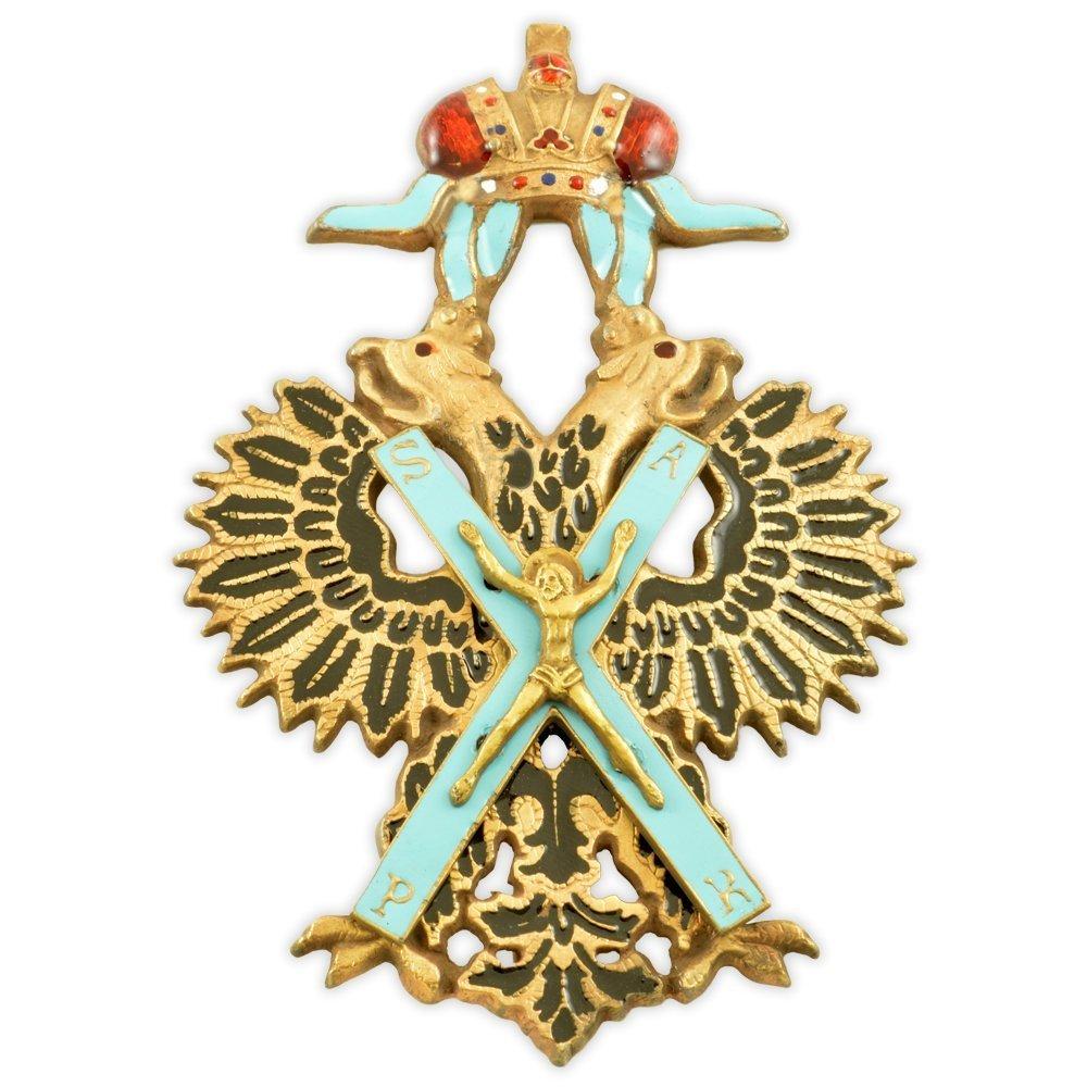 の順セントアンドリュー(賞、メダル、注文、お土産、収集、ラペルピン)コピーOrder of St. Andrew (award, medal, order, souvenir, collection, Lapel Pins) COPY   B015H6I21A