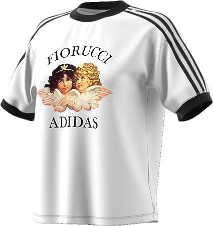 T Shirt Femme Adidas fiorucci: : Sports et Loisirs