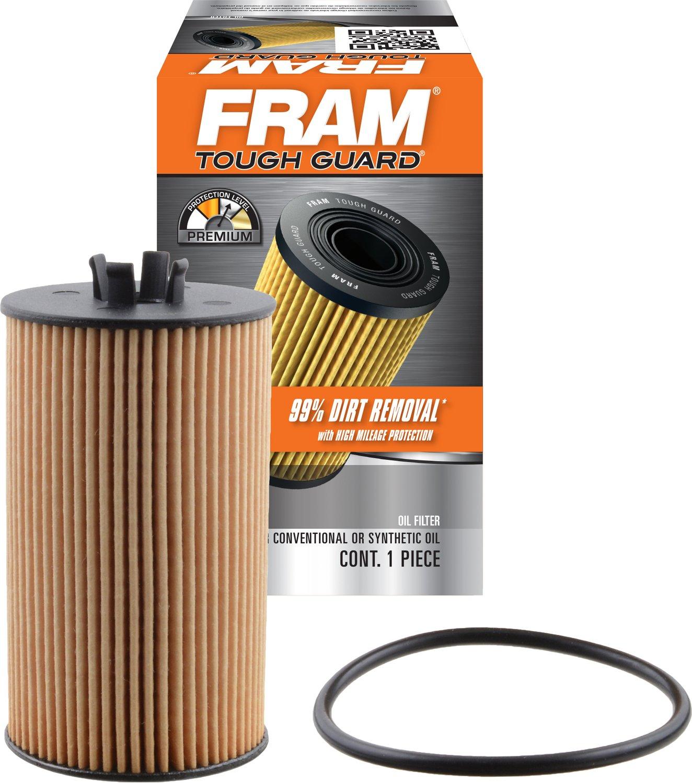 FRAM TG10246 Tough Guard Full-Flow Cartridge Oil Filter