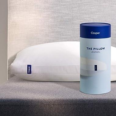 Casper Pillow for Sleeping, King, White