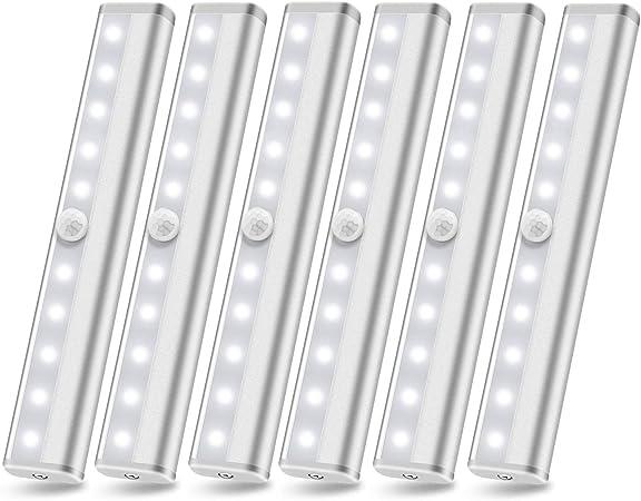 Motion Sensor Closet Lights Battery Powered Lights Led Under
