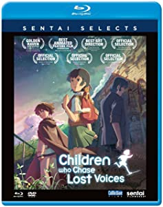Children Who Chase Lost Voices [Blu-ray]