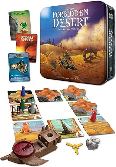 Gamewright - Juego de fichas, 5 Jugadores (Ford) (versión en inglés): Amazon.es: Juguetes y juegos