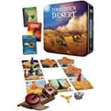 """Gamewright Forbidden Desert – The Cooperative Strategy Survival Desert Board Game Multi-colored, 5"""""""