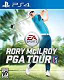 Rory McIlroy Sports PGA Tour - PlayStation 4