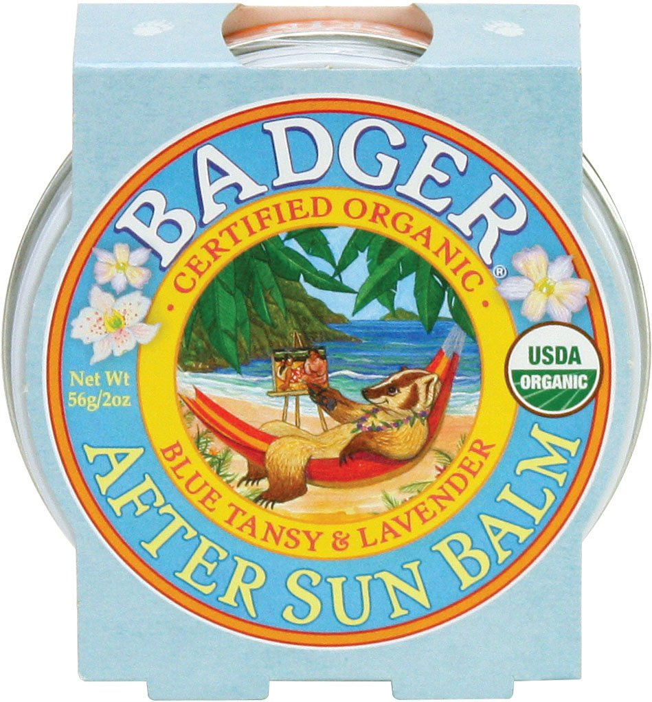 Badger Biologischer After Sun Balsam 56 g HealthCentre 566786