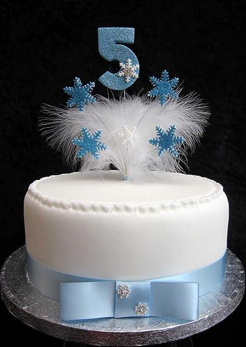Karens Cake Toppers Frozen - Decoración para tartas de ...