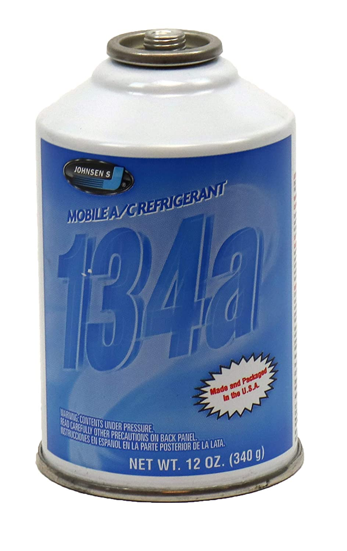 Amazon.com: ZeroR R-134a Refrigerant - 6 Cans - Made in USA - 12oz Cans: Automotive