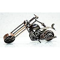 World of Vintage IRON Model Bike Toy