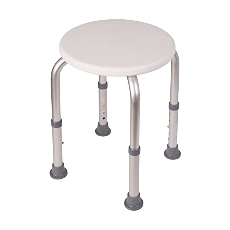 Amazon Com Healthsmart Extra Compact Lightweight Shower Stool With