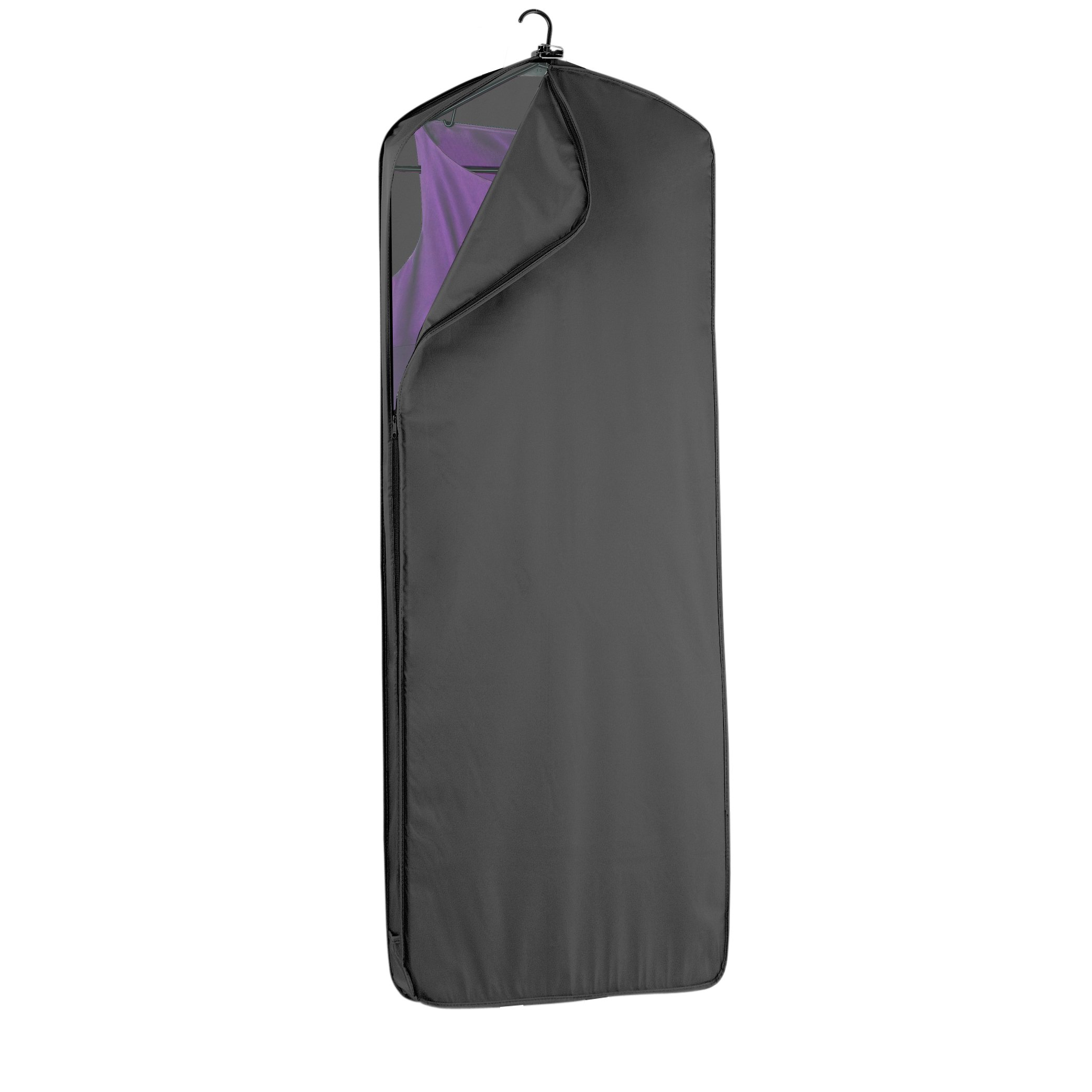 WallyBags 60-inch Gown Length Garment Cover