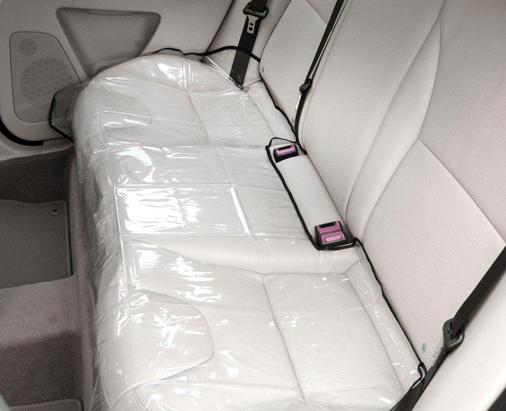 ASMi Film de protection pour siège auto Banc/banquette arrière