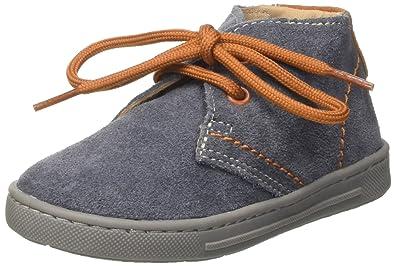 Chicco Jungen Coby Desert Boots, Grau (Grigio 950), 24 EU