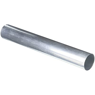 "HPS (AST-175) 1.75"" OD x 1' Long 16-Gauge 6061-T6 Aluminum Straight Tubing: Automotive"