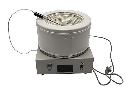 Mxbaoheng 5000 ml digitale magnetico mescolando riscaldamento