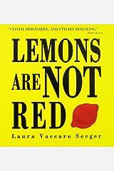 Lemons Are Not Red Paperback