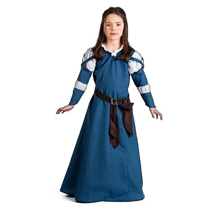 comprando ora disponibilità nel Regno Unito 2019 originale Elbenwald Costume di servante di Castello Medievale per ...