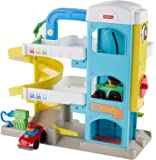 Fisher-Price Little People Helpful Neighbor's Garage Playset