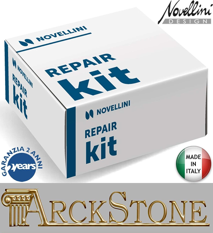 Kit de reparación novosolid (Novellini): Amazon.es: Bricolaje y ...