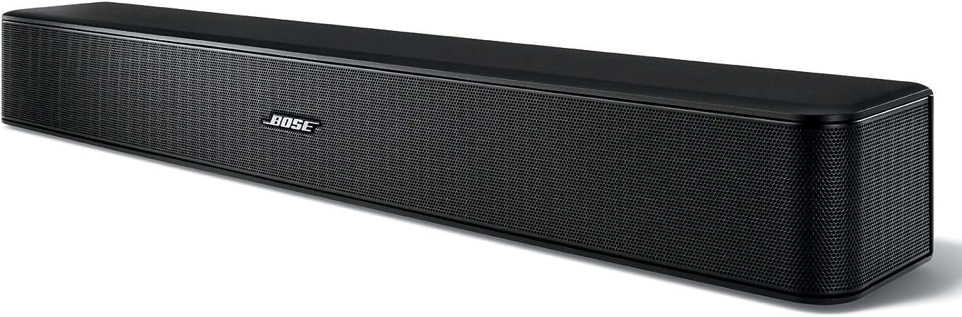 Black 732522-1110 Bose Solo 5 TV Soundbar Sound System with ...