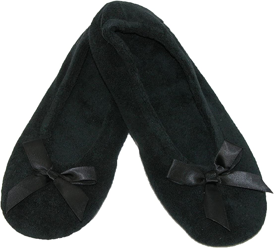 Terry Classic Ballerina Slippers (Pack