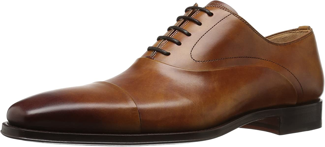 fd83fb288d1 Amazon.com  Magnanni Men s Safron Oxford