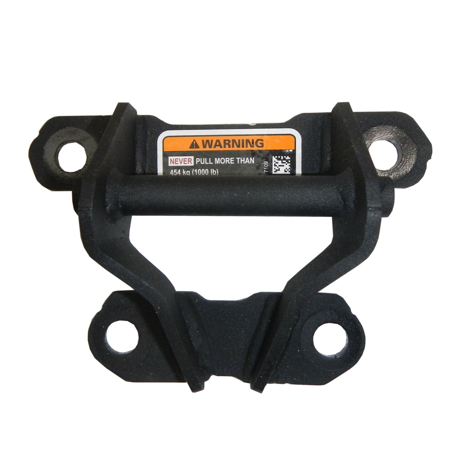 Can-Am New OEM UTV Rear Pull Plate Tow Recovery Hook, Maverick X3, 715004450 by Can-Am