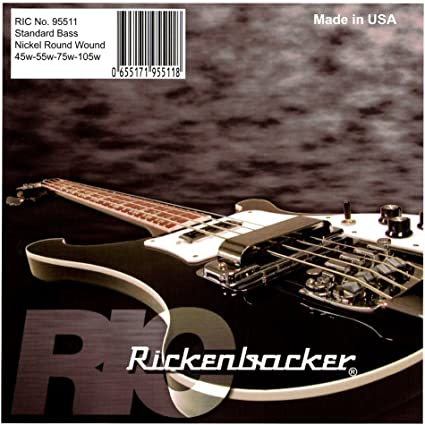 45-105 Rickenbacker Standard Bass Strings