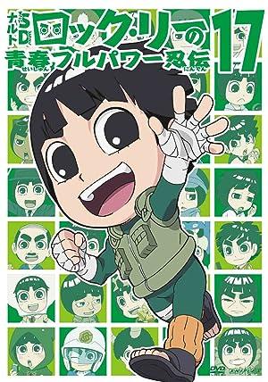 NARUTO -ナルト- SD ロック・リーの青春フルパワー忍伝 DVD
