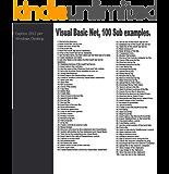 Visual Basic 100 Sub examples.