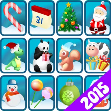 Mahjong Christmas.Mahjong Holiday Joy Iii 2015 Edition Mahjong With Christmas New Year And Holiday Theme