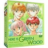 Here Is Greenwood ( ここはグリーン・ウッド ) OVA コンプリート DVD-BOX (3DISC) アニメ ここはグリーンウッド [DVD] [Import] [PAL, 再生環境をご確認ください]