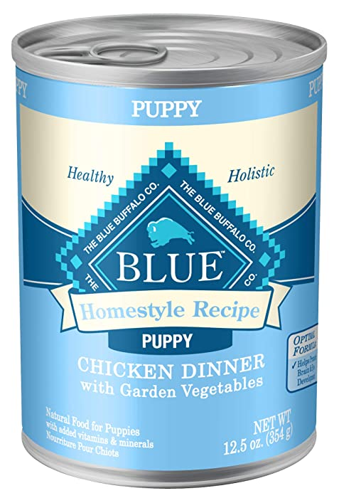 Top 9 Blue Wet Food Dog