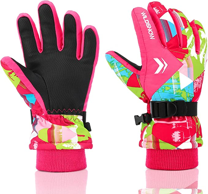 Top 10 Best Ski Gloves For Kids (2020 Reviews & Buying Guide) 9