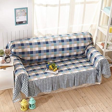 D&LE Funda de sofá,Sala de Estar La Cubierta del sofá Anti ...