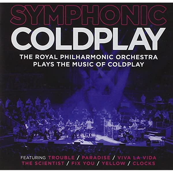 Symphonic Coldplay: Royal Philharmonic Orchestra: Amazon.es: Música