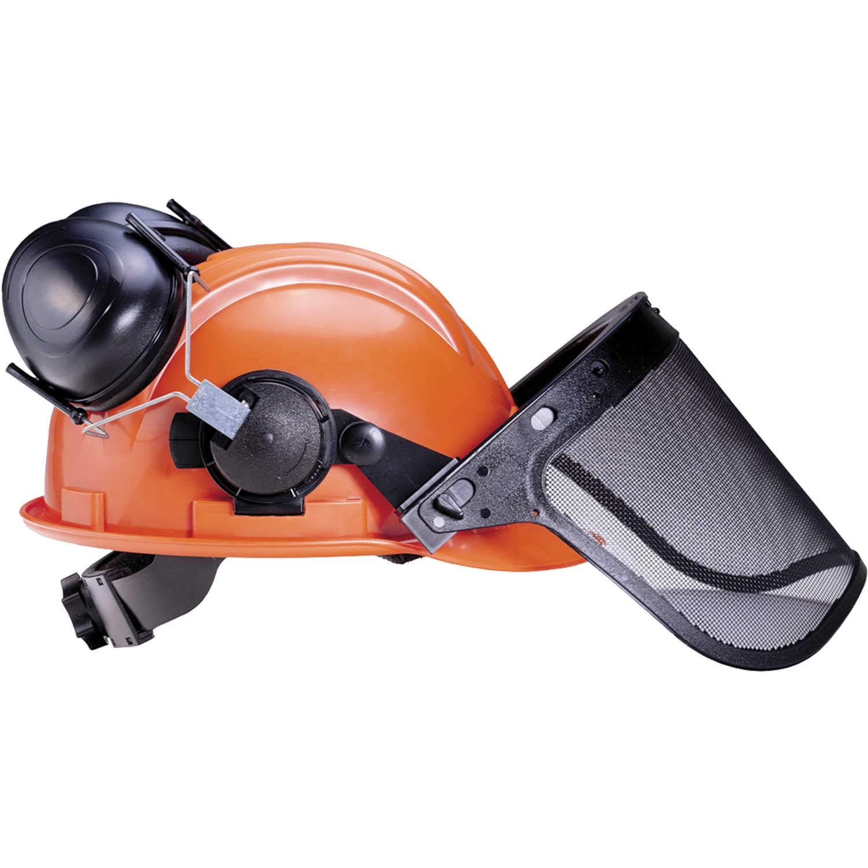 Tasco 6030 Woodsman Forestry System, NRR=24 (SoundStar Earmuffs), Orange
