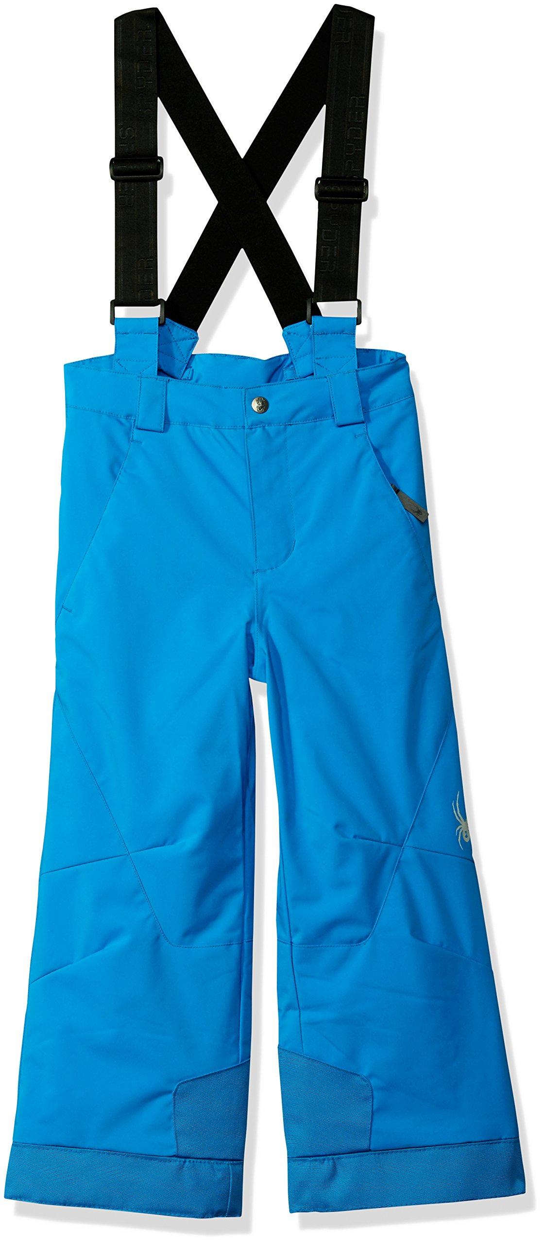 Spyder Mini Propulsion Ski Pant, French Blue, Size 7