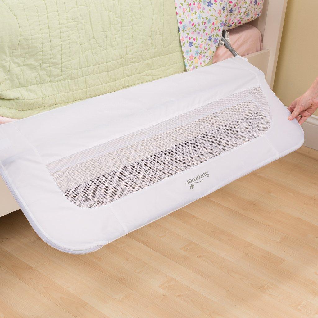 Summer Infant Single Fold Safety Bedrail by Summer Infant (Image #2)