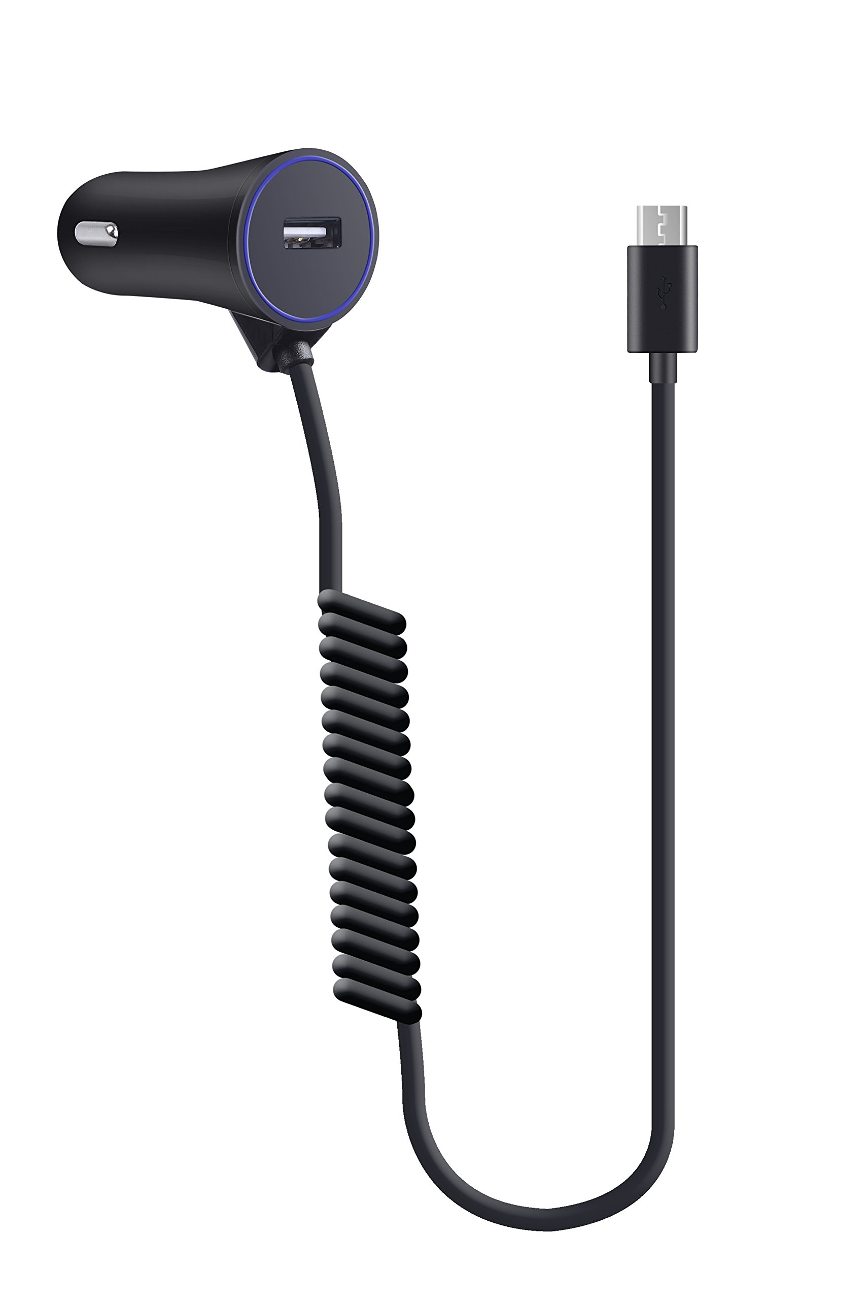"For Amazon Kindle Fire HD 6 / Fire HD 8 / Fire HD 10 / Fire HDX 7"" / Fire HDX 8.9"" Tablet Premium 2.4A Power Car Charger"