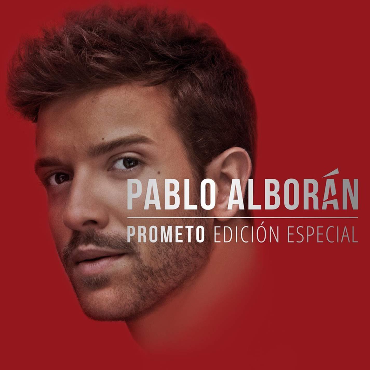CD : Pablo Alborán - Prometo - Edicion Especial (With DVD)