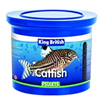 King British Catfish Pellets 600 g