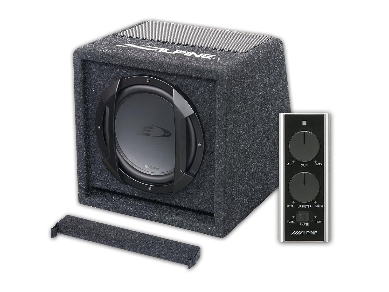 Alpine SWE-Sound-System fü r Kfz, Schwarz SWE-815