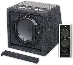 Alpine SWE-815 - Sistema de sonido para coche, color negro: Amazon.es: Electrónica