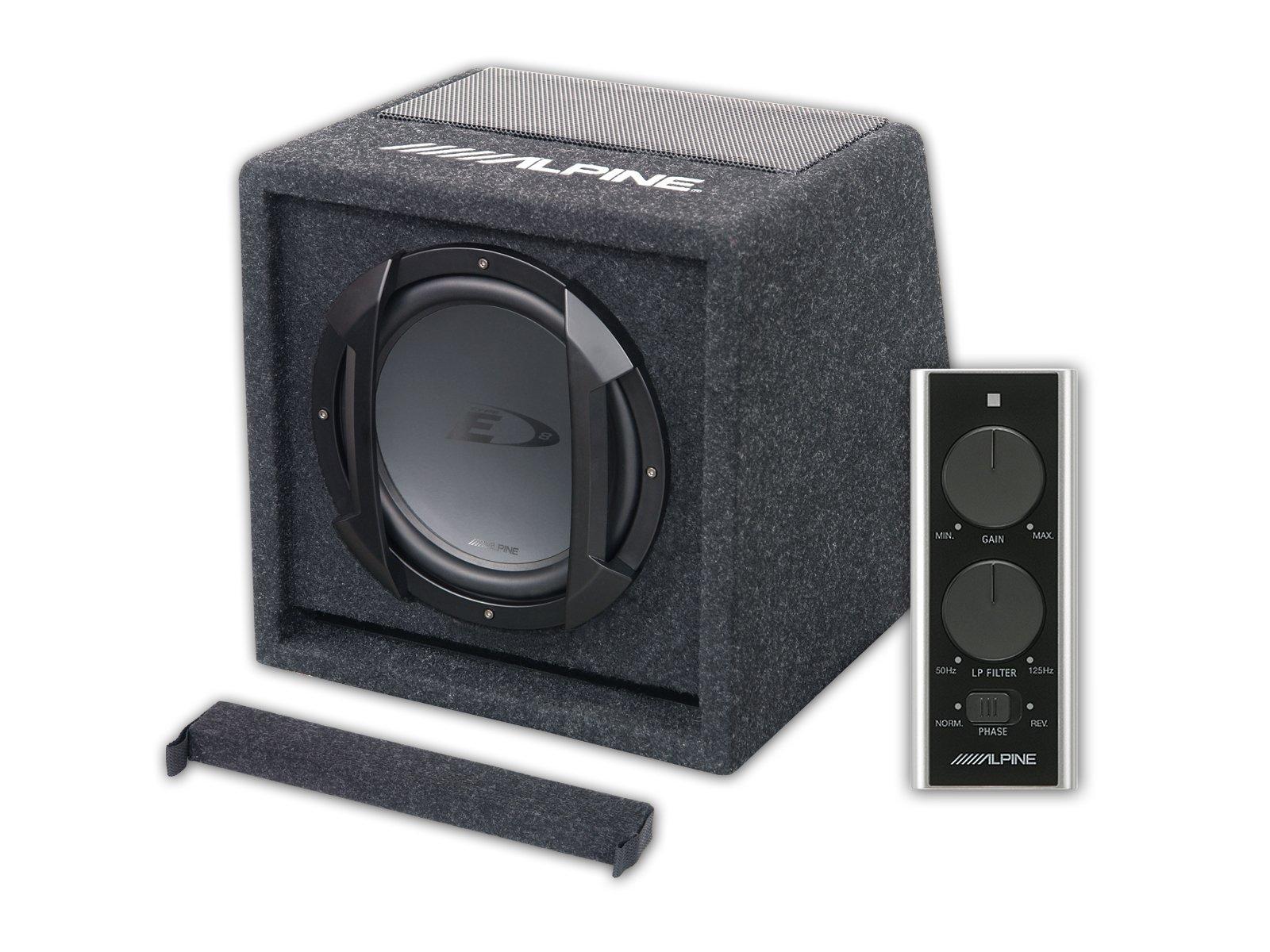 Alpine SWE-815 - Sistema de sonido para coche, color negro product image