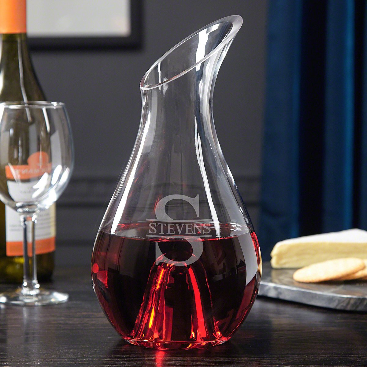 Oakmont Personalized Wine Decanter (Custom Product) by HomeWetBar