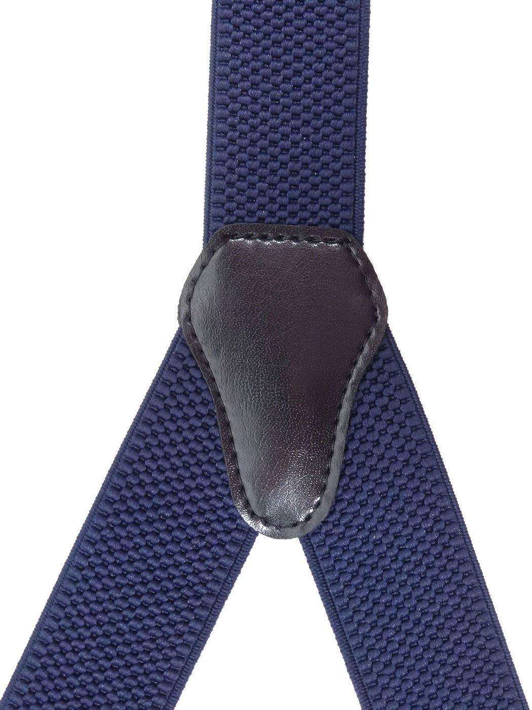 Olata Unisex Bretelle elastiche XXL 3.5cm larghezza