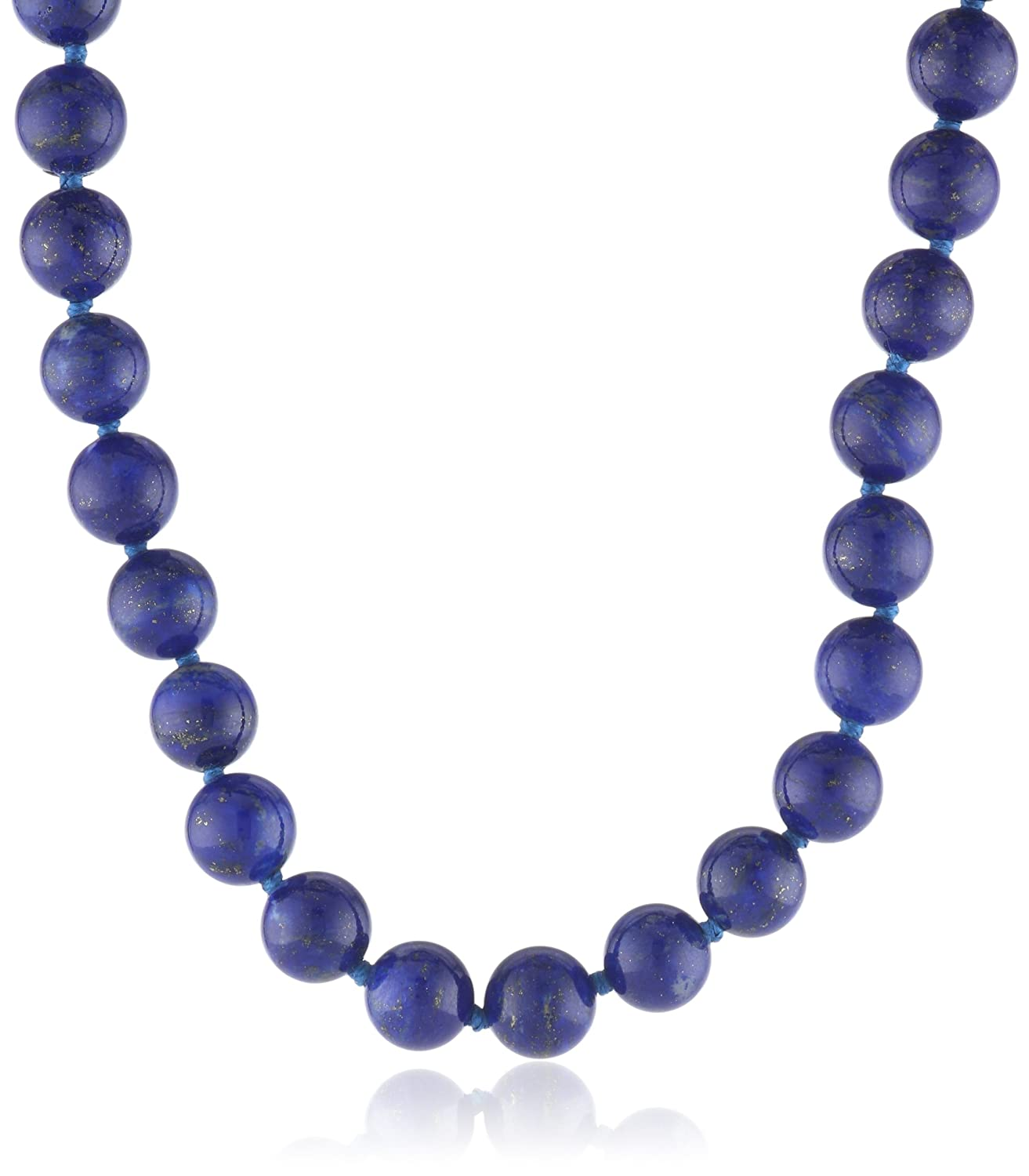 zoom and by blue bead necklace richard black sale from mood ribbon jon facet